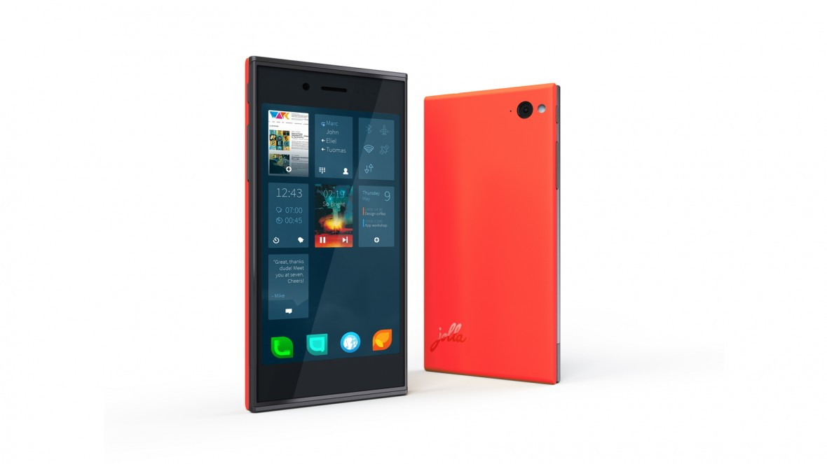 Jolla Mobile's New Phone