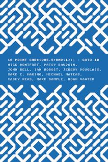 10 PRINT... book cover