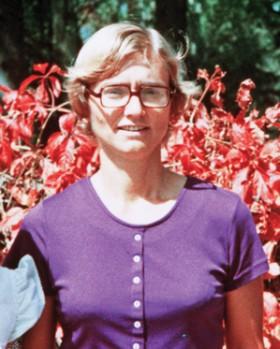 Vera Kistiakowsky