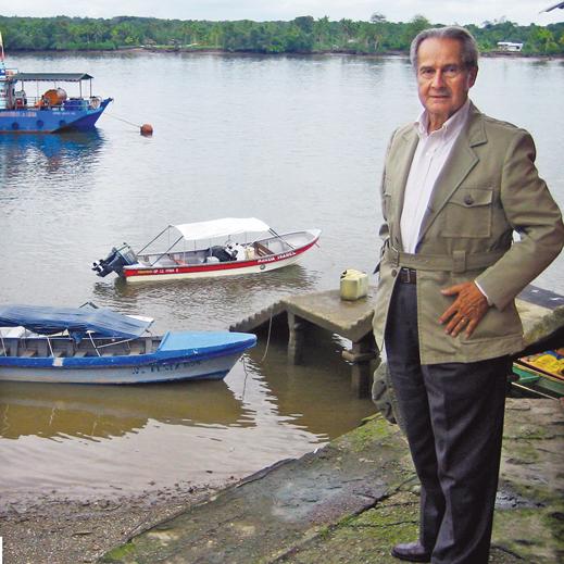 Mariano Ospina Hernandez '49