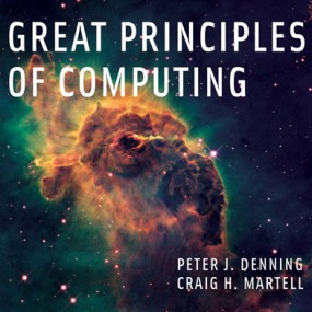 Great Principles of Computing book cover