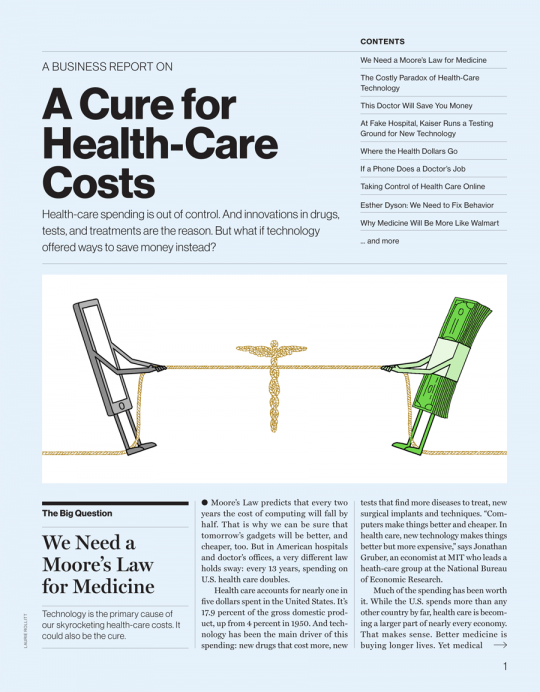 Funding Innovation - MIT Technology Review