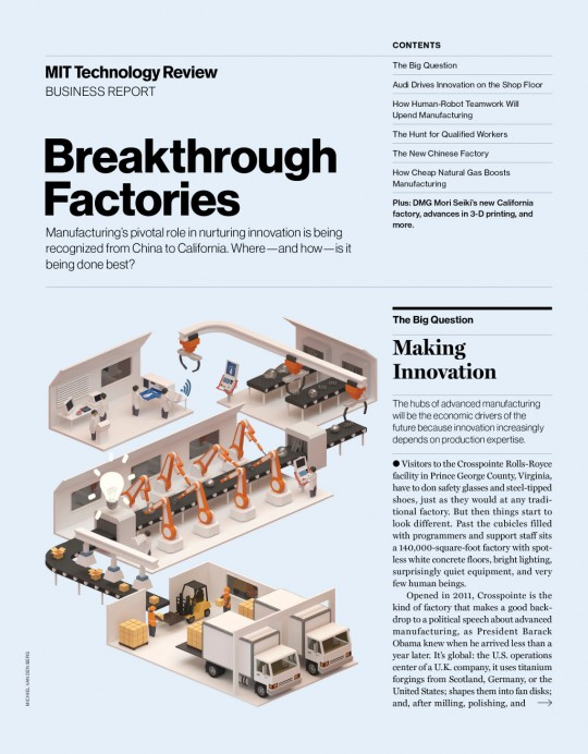 High-Tech Food Chain - MIT Technology Review