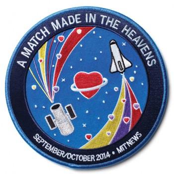 NASA patch image
