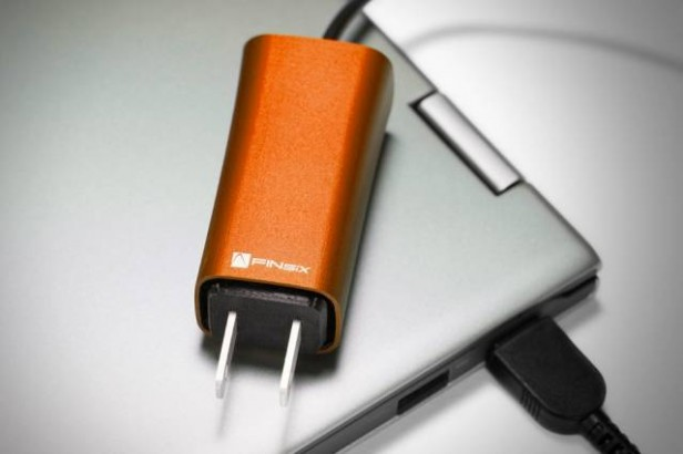 FINsix leverages novel MIT technology to shrink laptop adapters to a quarter the size