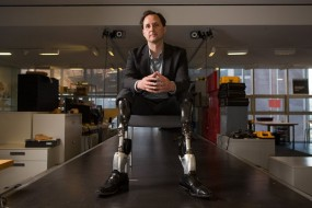 Bionic ankle emulates nature