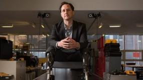 Bionic ankle emulates nature