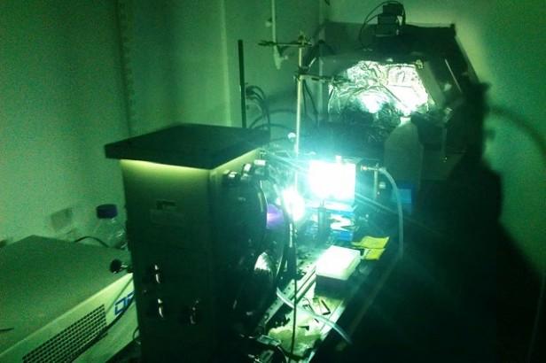 molecular approach to solar power