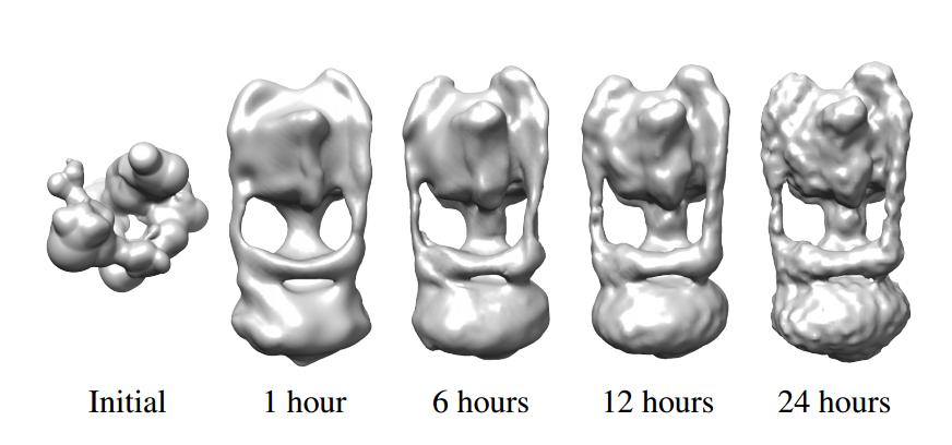 An Algorithm Set To Revolutionize 3-D Protein Structure