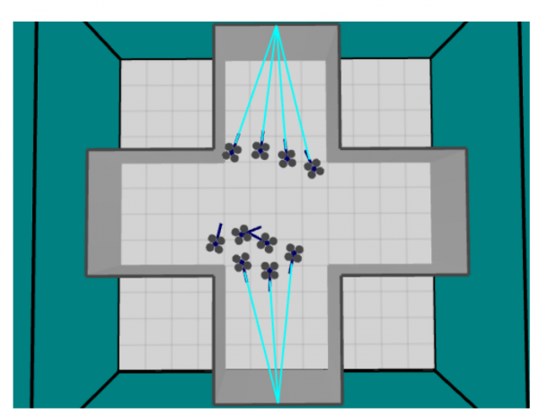 A Programming Language For Robot Swarms
