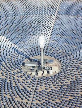 Solar Thermal Power Heats Up Outside the U.S.