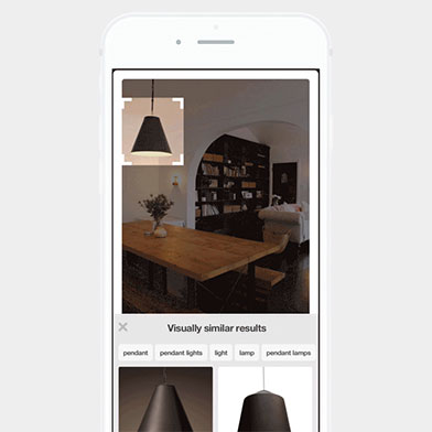 AI Advances Make It Possible to Search, Shop with Images
