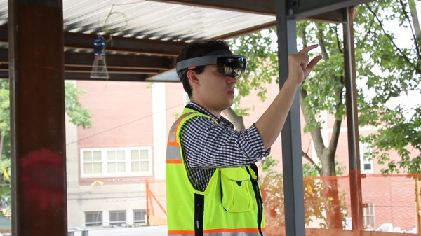 Wearable Technology in Construction