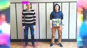 Adversarial machine learning fools image recognition software.