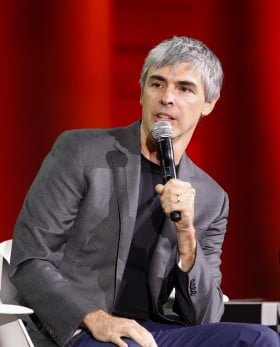 Larry Page Punts on a Chance to Explain Alphabet's Woes