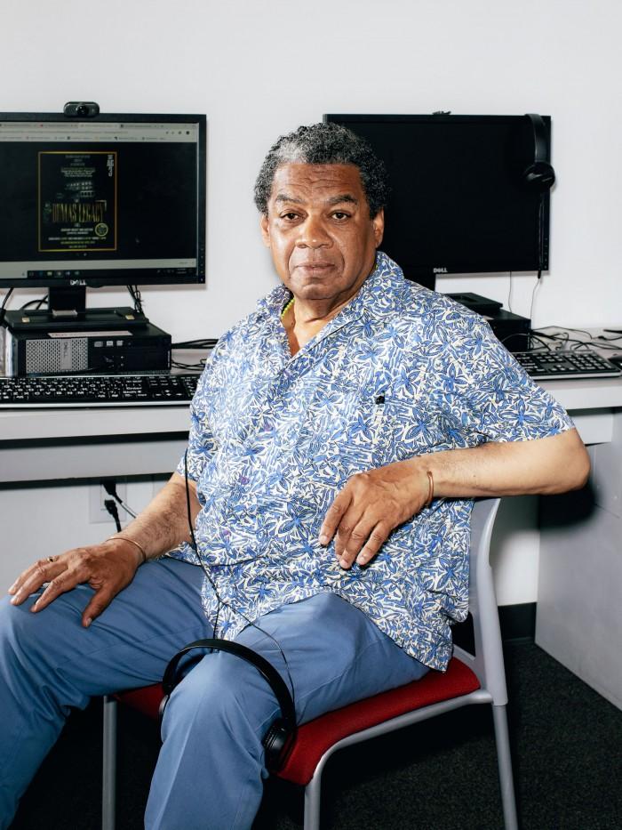 Calvin Ramsey