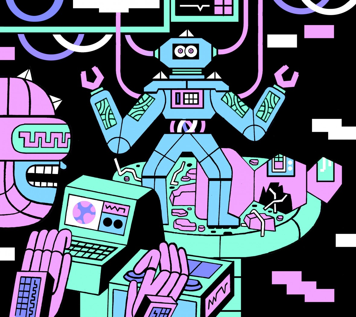 AI Fight Club Could Help Save Us from a Future of Super-Smart ...