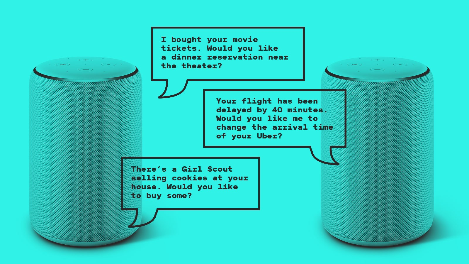 Inside Amazon's plan for Alexa to run your entire life