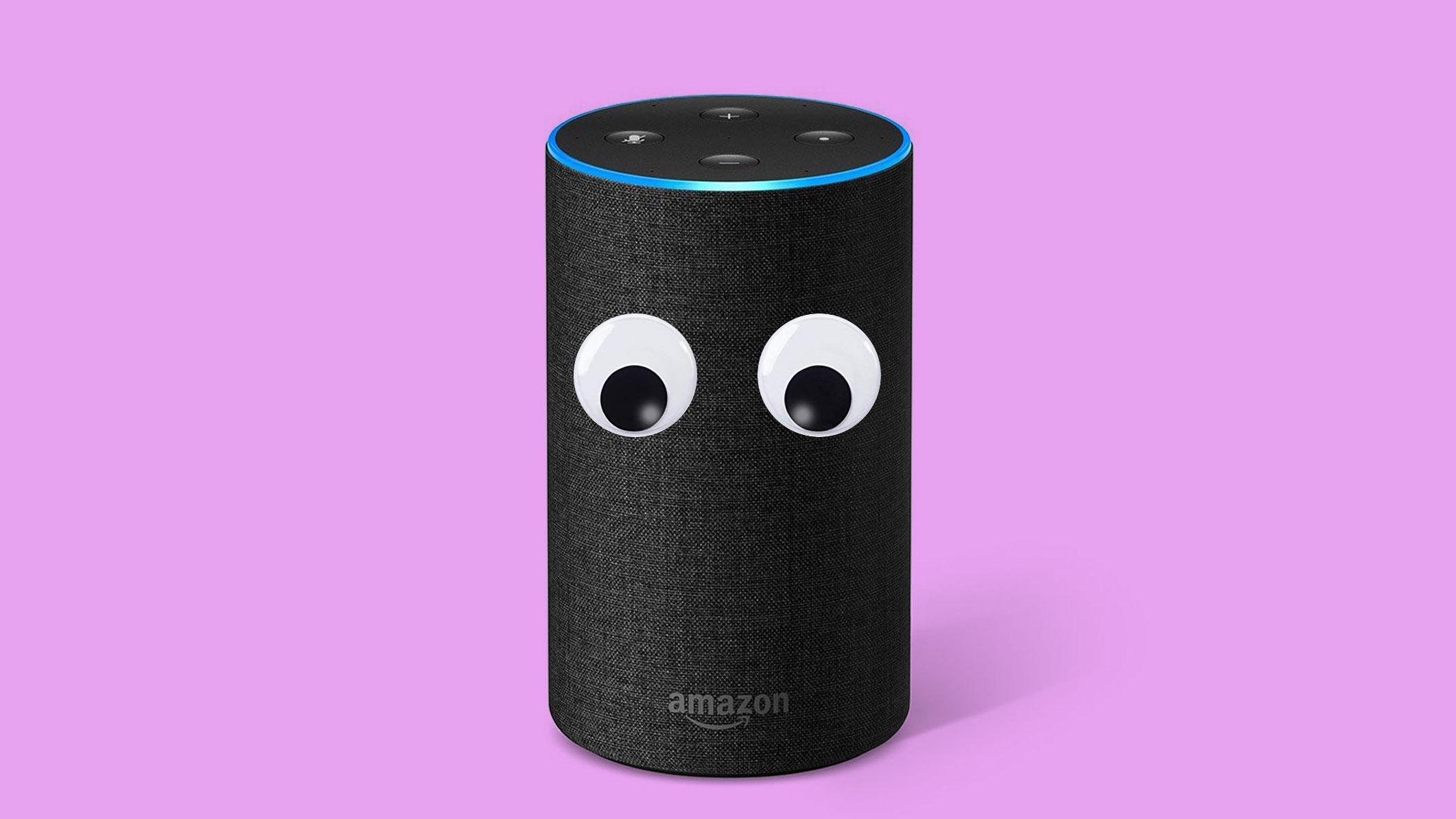 Alexa needs a robot body to escape the confines of today's AI