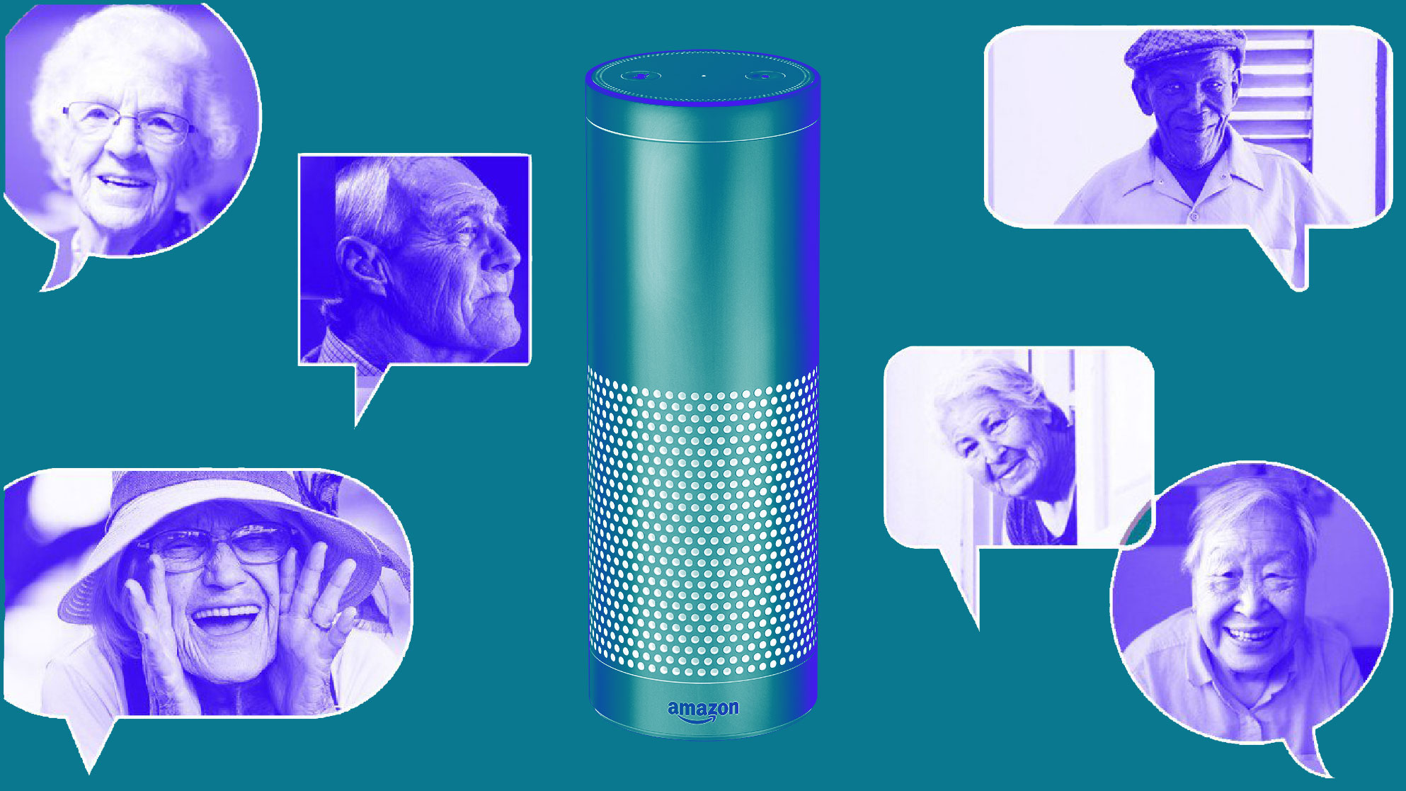 Alexa will be your best friend when you're older