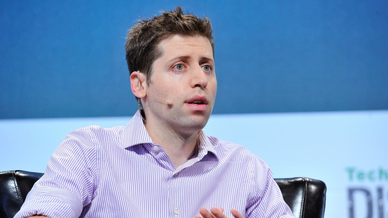 Sam Altman, president of Y Combinator