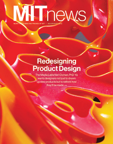 July/August 2013 issue of MIT News