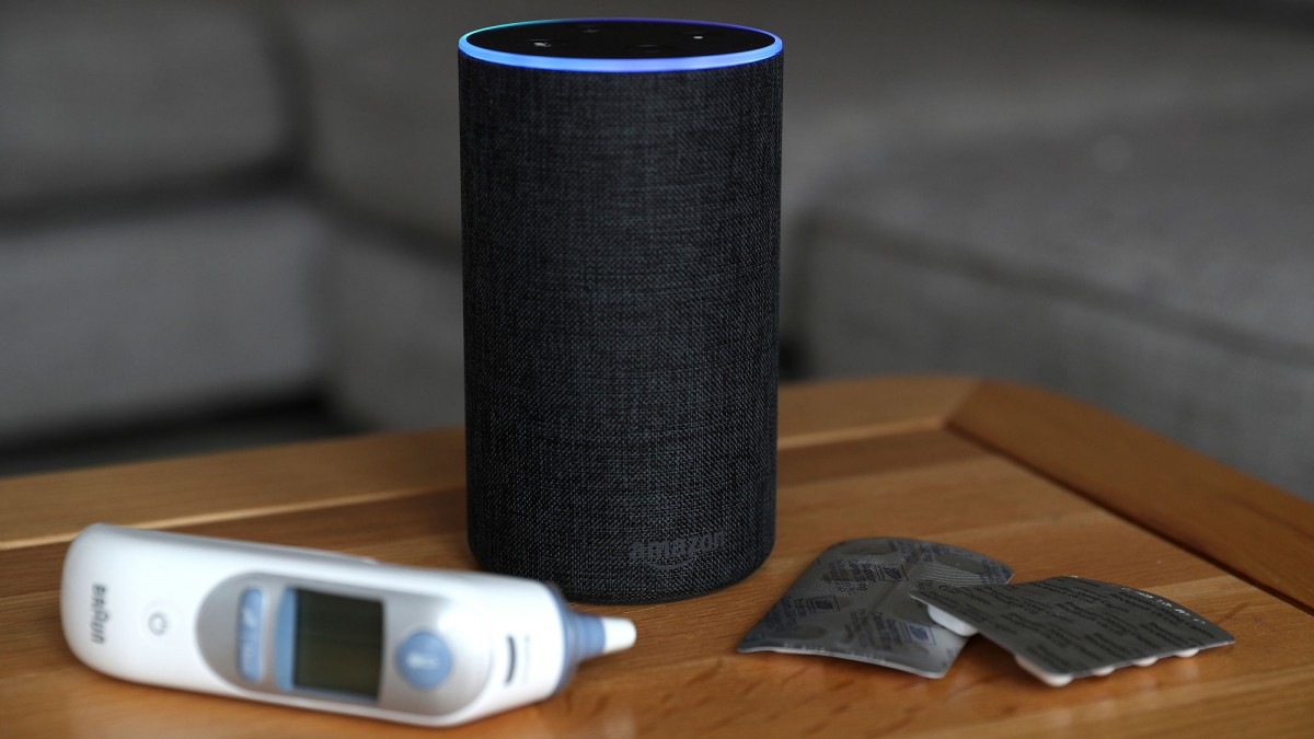 Amazon Alexa will now be giving out health advice to UK citizens