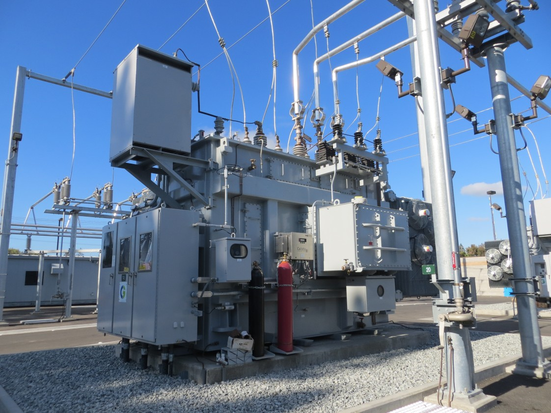 image of electrical equipment