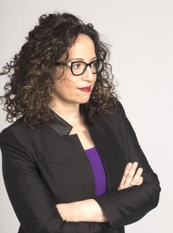 Amy Webb, futurist and NYU professor