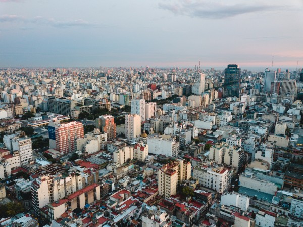 Photograph of Buenos Aires