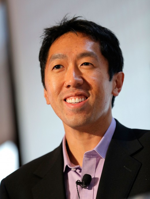 Andrew Ng Says Factories Are AI's Next Frontier