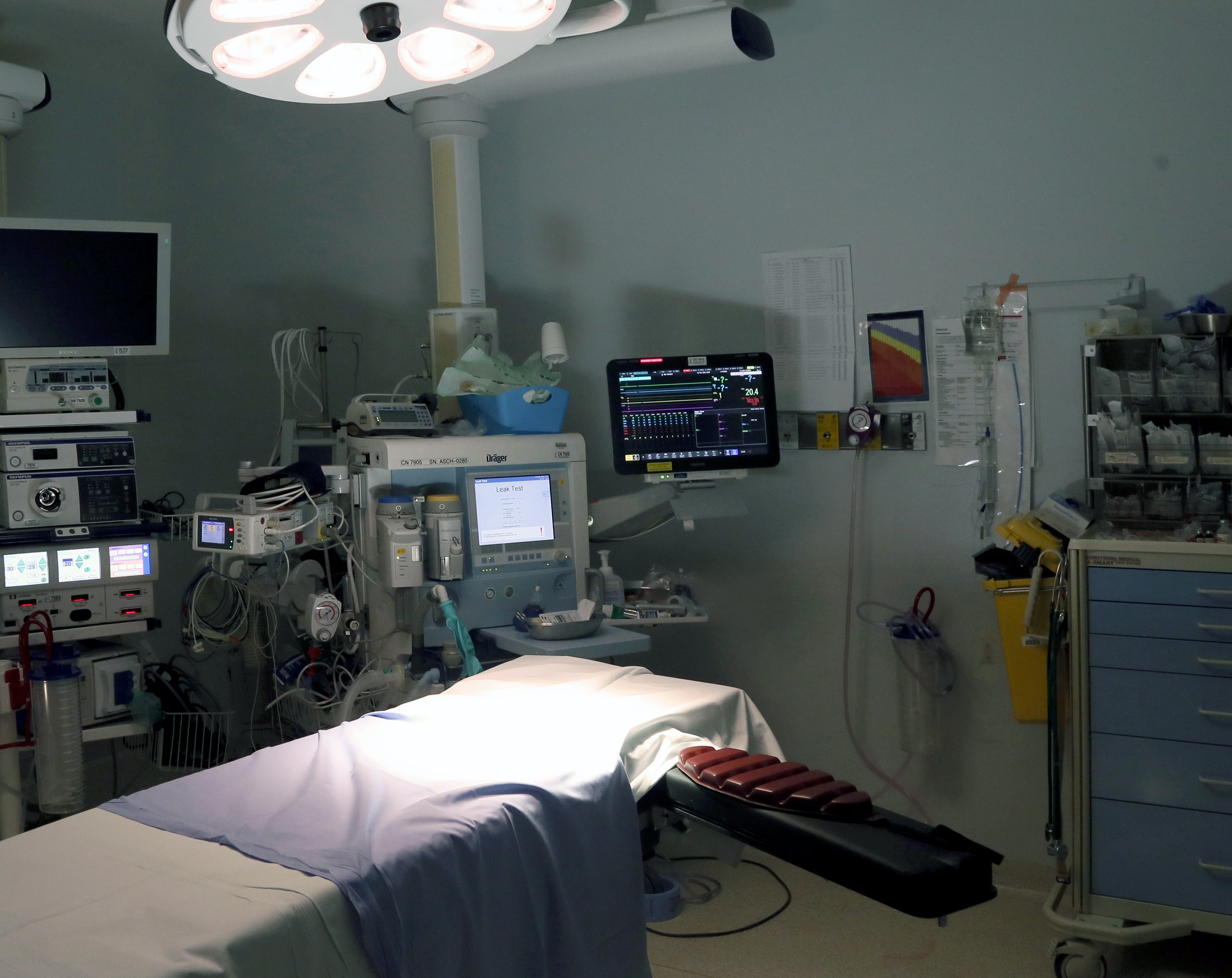 Automated Anesthesiologist Suffers a Painful Defeat - MIT Technology Review