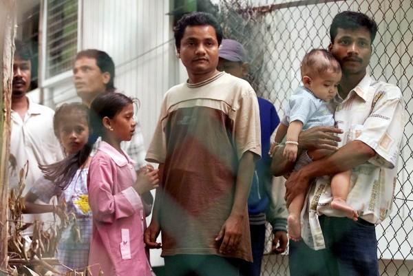 Photo of Rohingya people in Myanmar