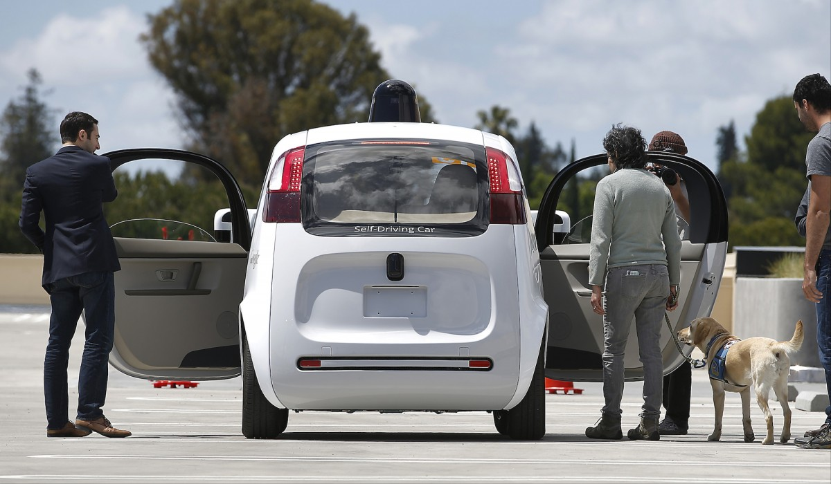 Should a self-driving car protect a passenger or a pedestrian? Ideally, both.