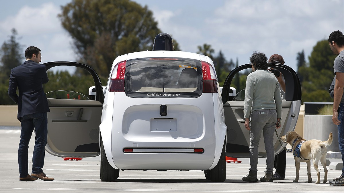 Teaching a self-driving car the emergency stop is harder than it seems