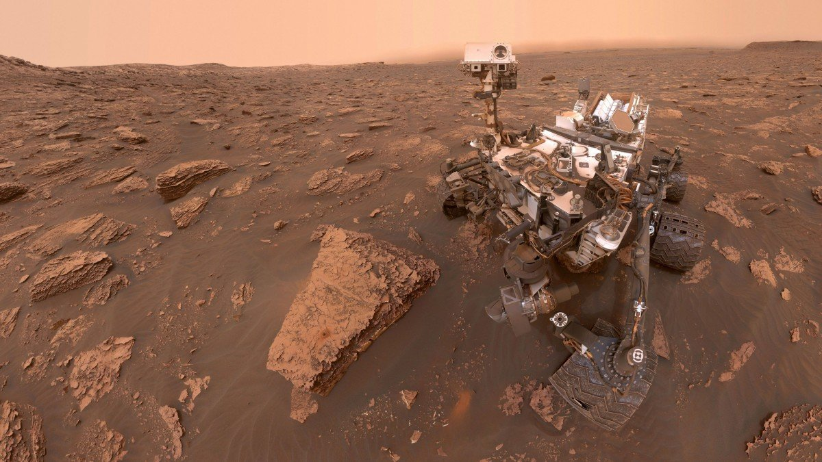 NASA's Mars rover has spotted a huge methane spike—could it be life?