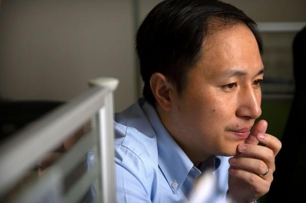 Photo of Dr. Jiankui He
