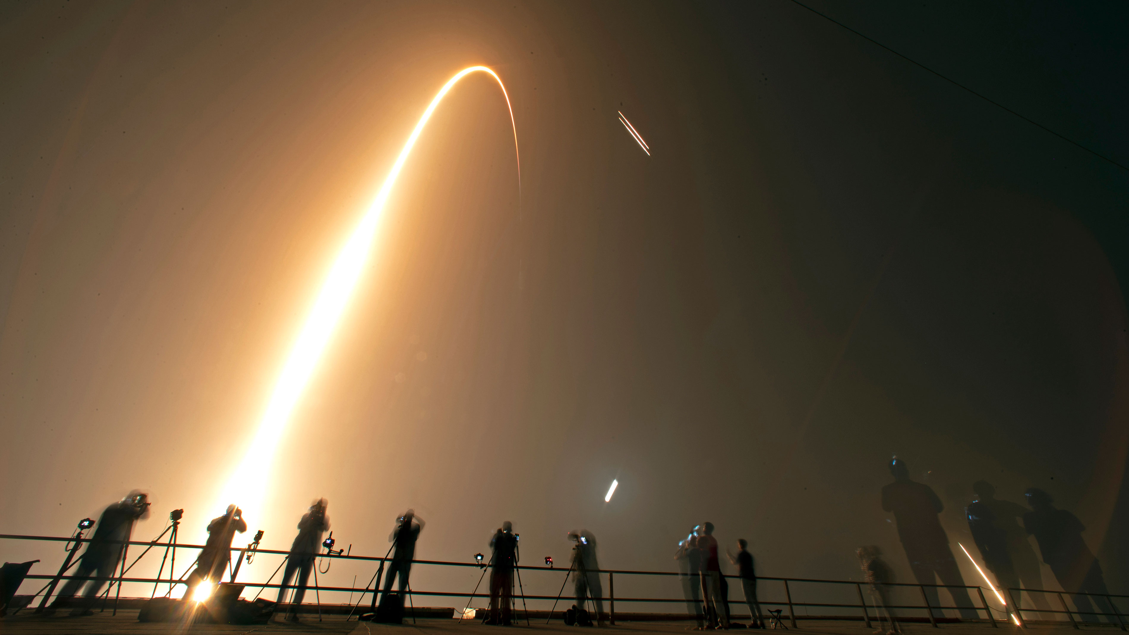 SpaceX's latest Falcon launch has put a solar sail into orbit