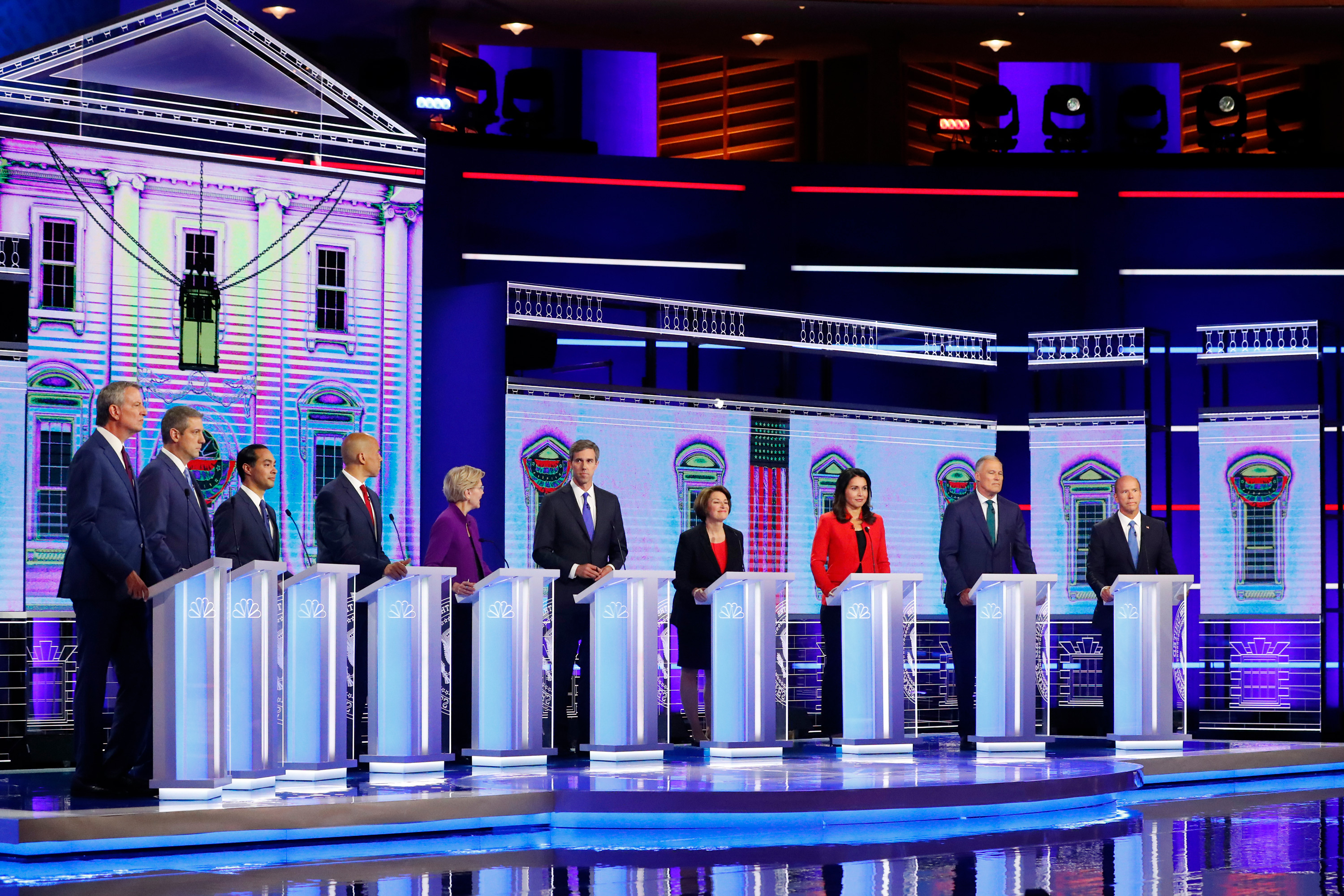 Seven climate questions we'd ask the Democratic presidential candidates tonight