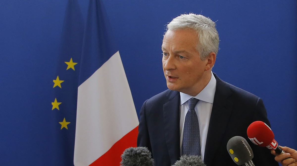 France and Germany say they will oppose Facebook's digital currency