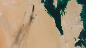 Saudi oil field