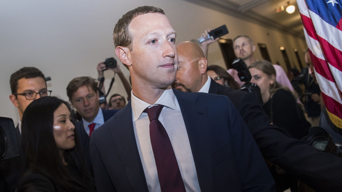 Zuckerberg: Don't worry, we expected policymakers to resist Libra
