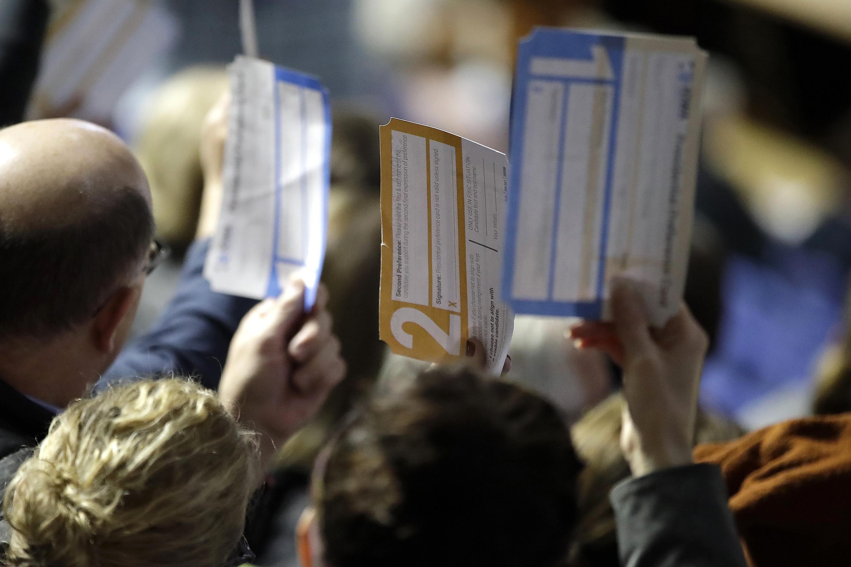 Iowa Democrats release delayed caucus results