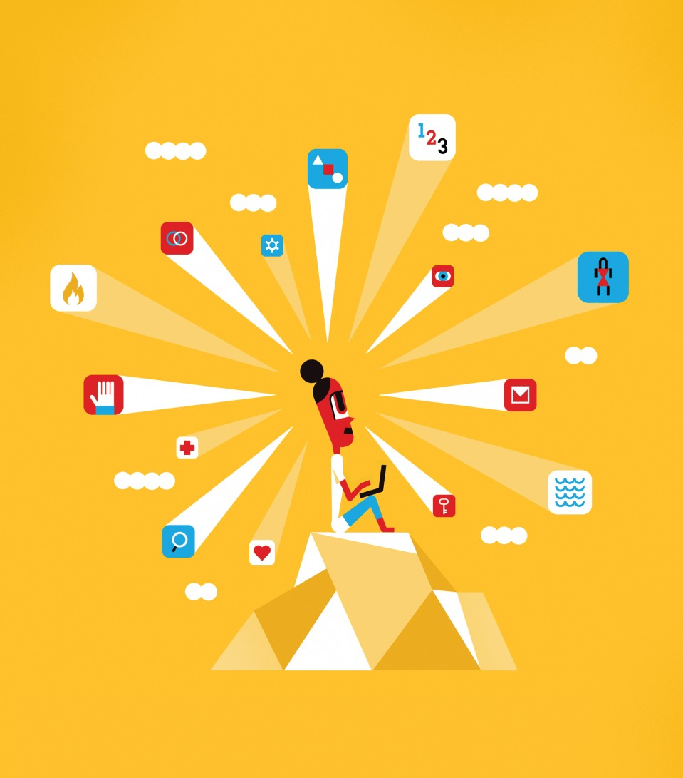 Making It Easy to Make Apps - MIT Technology Review