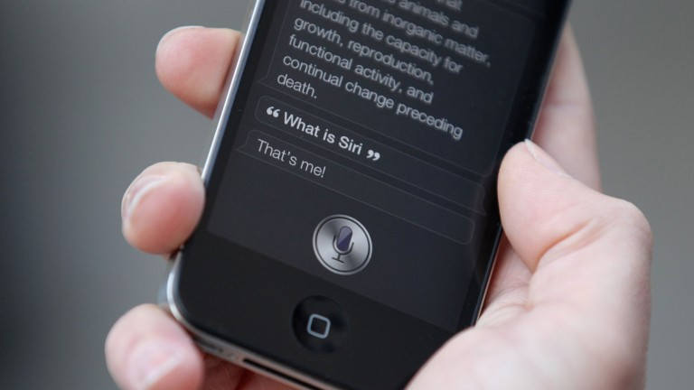 Apple's Siri software