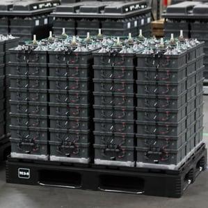 Llega la batería más barata para almacenar energía renovable