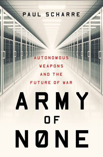 Image of Army of None book cover