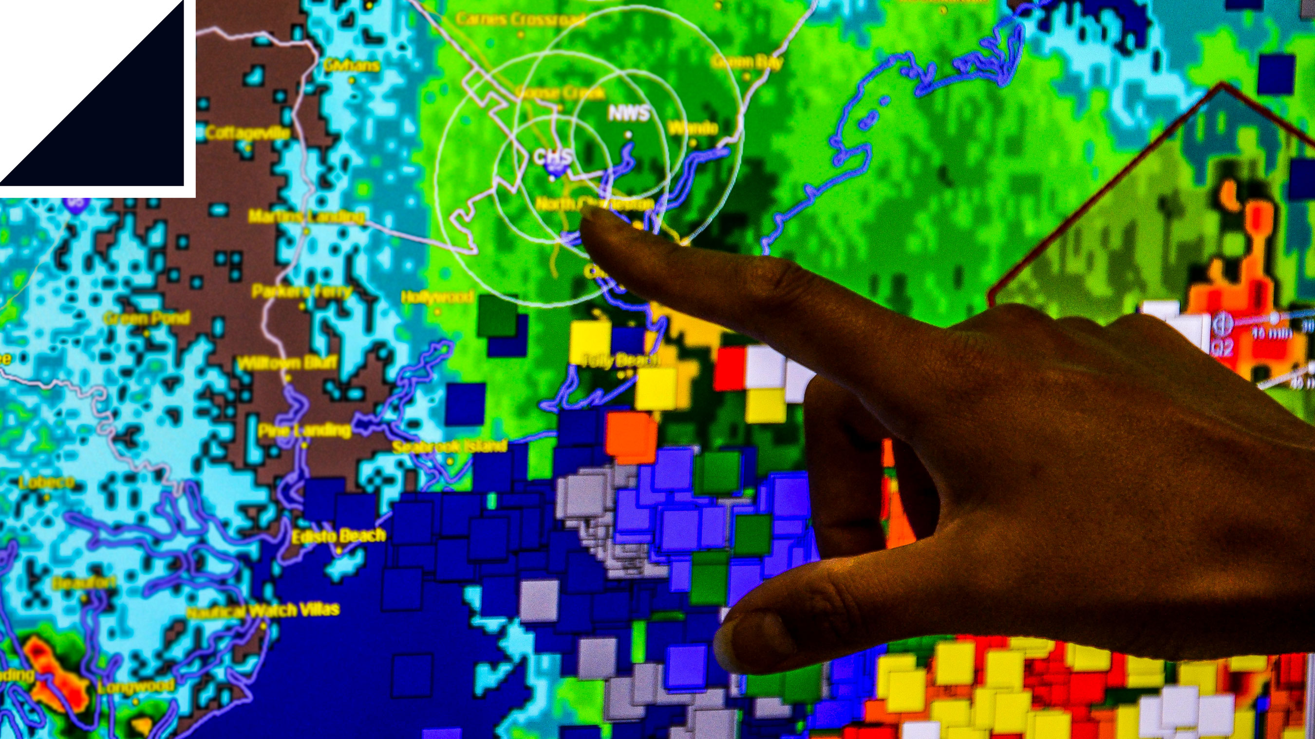 """Better """"nowcasting"""" can reveal what weather is about to hit within 500 meters"""