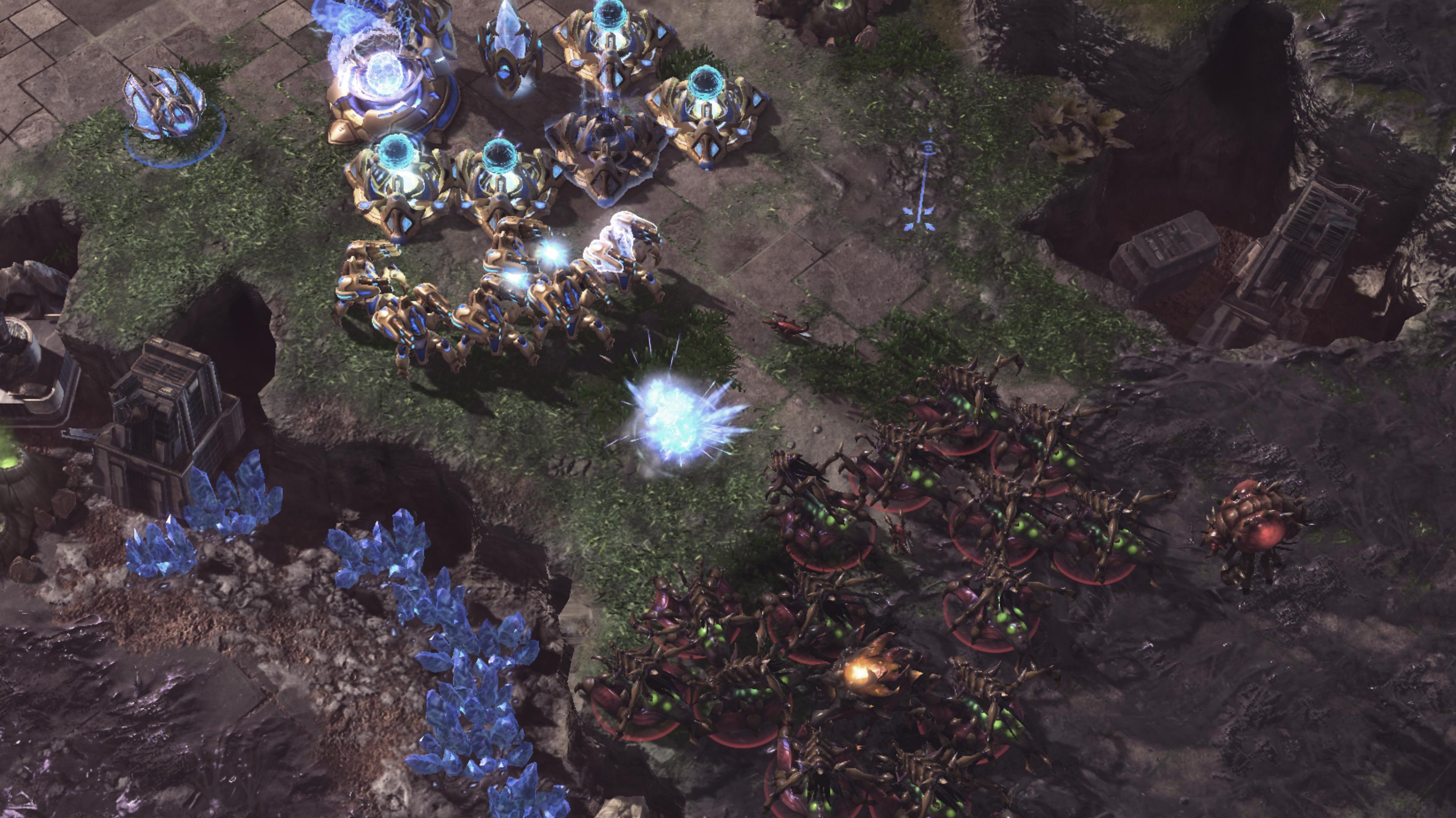 DeepMind's AI has now outcompeted nearly all human players at StarCraft II