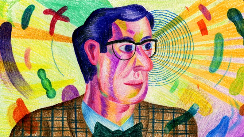 """Isaac Asimov Asks, """"How Do People Get New Ideas?"""""""